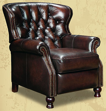 Barcalounger Leather Recliner Img Norway Relaxer