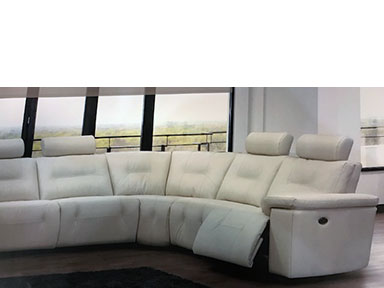Reclining Leather Sofas/Sectionals